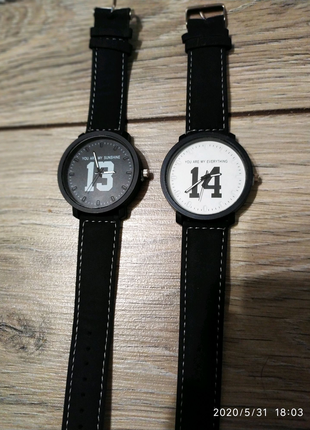 Часы 13-14