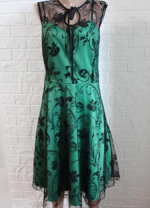 Новое нарядное платье lindy bop размер 3хl