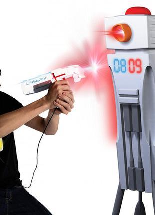 Ігровий набір для лазерних боїв - Laser X вежа для битв оригінал