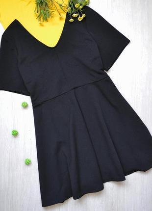 Шикарное платье для шикарной девушки из фактурной ткани h&m+ p...