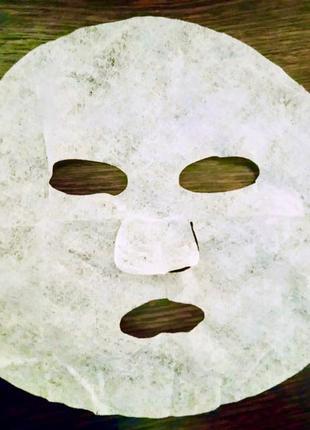 Тканевая маска Snail Extract с экстрактом шёлка и муцином улитки