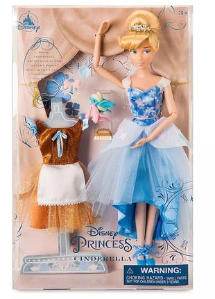 Кукла Принцесса Золушка Балерина с аксессуарами - Cinderella