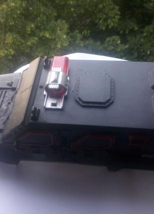 Корпус от радиоуправляемой машинки