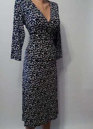 Платье миди 48 размер офисное бюстье нарядное с рукавом