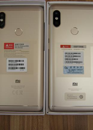 Xiaomi Redmi Note 5 3/32 Gold