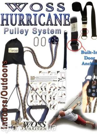 Продам Петли подвесные WOSS Hurricane, TITAN Trainer Made in USA