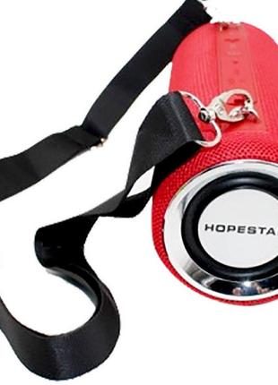 Портативная Мощная стерео колонка HOPESTAR H39 Оригинал, FM, SD,