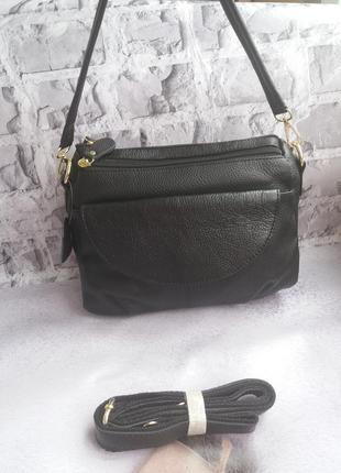 Женскач кожаная сумка клатч кожаный шкіряний жіноча шкіряна