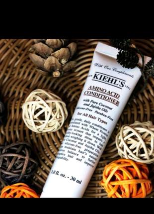 Кондиционер для волос с аминокислотами  с маслом кокоса Kiehls