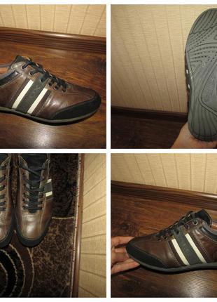 Geox кросівки 28.5 см устілка