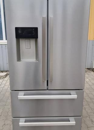 Холодильник side by side Беко Beko GNE 60530DX A++ No Frost 630л
