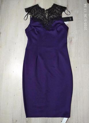 Стильное красивое платье футляр миди длины