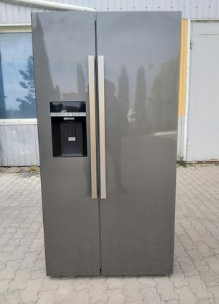 Холодильник side by side Грюндиг Grundig No Frost A++ 544л 43дБ