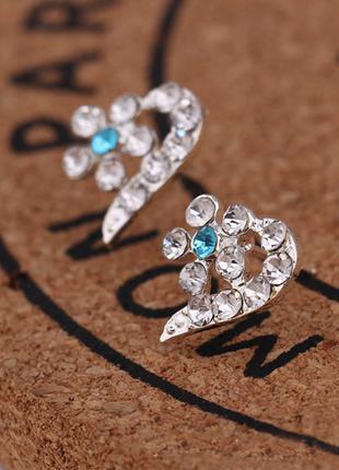 Серьги с жемчугом для женщин, модные свадебные серьги-гвоздики