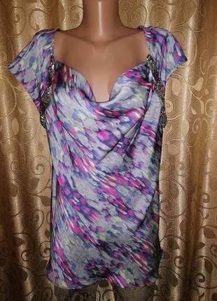🌺🎀🌺красивая, нарядная женская футболка, блузка butterfly matth...