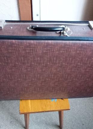 Винтажный чемодан СССР