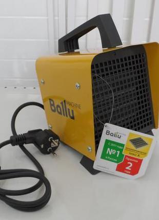 Тепловая пушка электрическая Ballu BKN-3 1-фазная 2,2 кВт