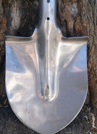 Лопата нержавейка 2мм
