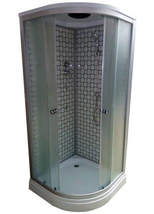 Гидромассажный душевой бокс Ocean Pearl ZP 90х90х210