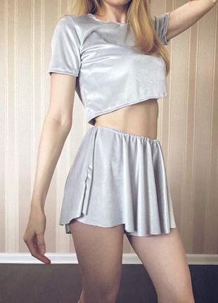 Пижама «Осиная талия»