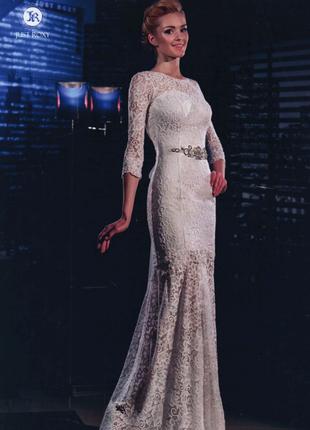 Свадебное платье 44 размер