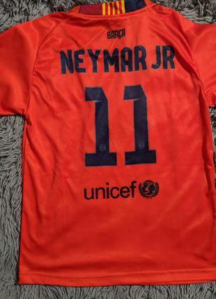 Qatar airways barcelona fcb neymar jr messi футболка