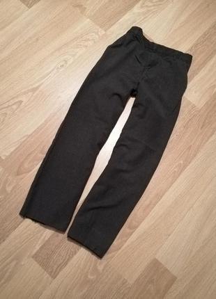 Школьные брюки штаны классика на 11лет р 146