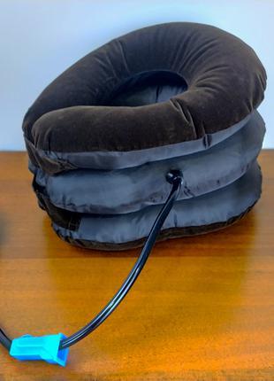 Вытягивающая ортопедическая подушка