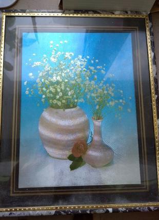 Три красивые картины металлография под стеклом