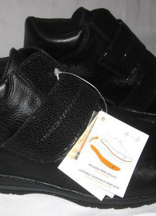 Ботинки alpina,раз 38 стелька 24.8см натуральная мягенькая кожа