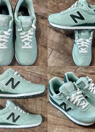 В наличии. оригинал новые кроссовки new balance wl515bmf, 39 р...