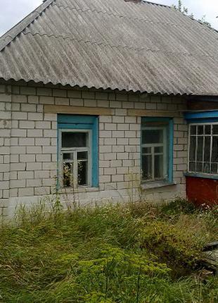 Участок старый дом Сушки Прохоровка Днепр пляж
