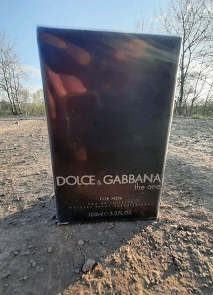 Dolce & Gabbana The One.100 ml.Оригінал.