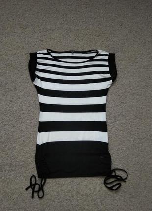 Платье-туника в морском стиле  jessica c&a