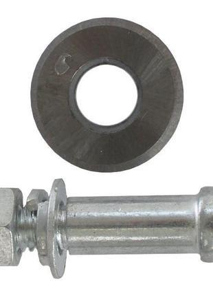 Колесо сменное для плиткореза с осью 16x2x6 мм INTERTOOL