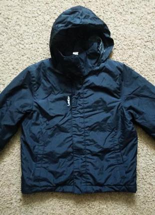 Куртка decathlon демисезонная размер 128-134