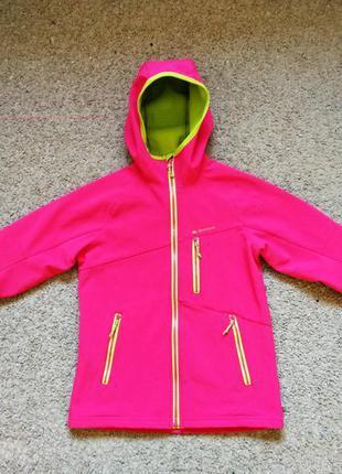 Термо кофта куртка quechua размер 134-140