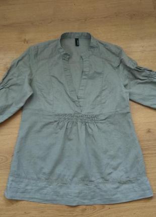Блуза льяная  vero moda размер s- м