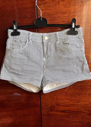 H&M шорты 34 (s) размер шорти