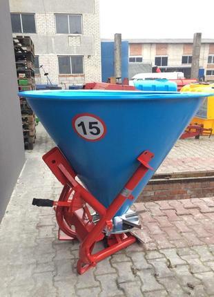 Разбрасыватель удобрений 200 - 500 - 650 - 1000 кг Польша
