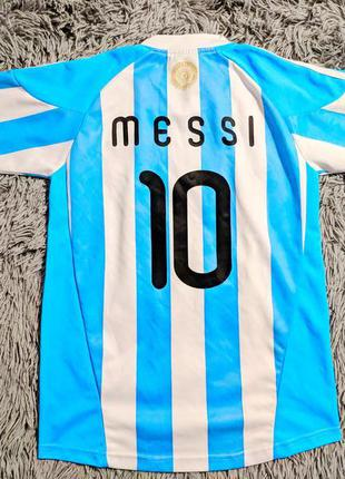 Messi 10 golden goal футболка barcelona футбол