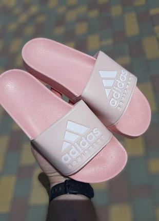 Шикарные💐 женские сланцы топ качество adidas 🎁