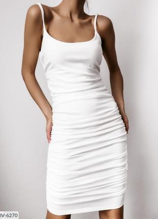 Платье майка 3 цвета .