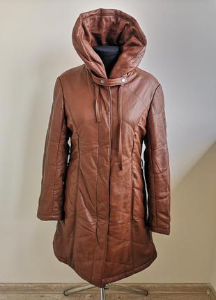 Кожаная куртка imperio clandestino