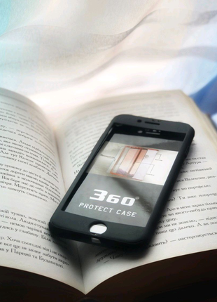 Чехол на iPhone 6/6s + стекло в подарок