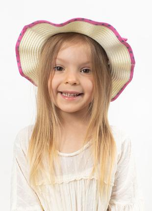 Детская шляпа для девочки