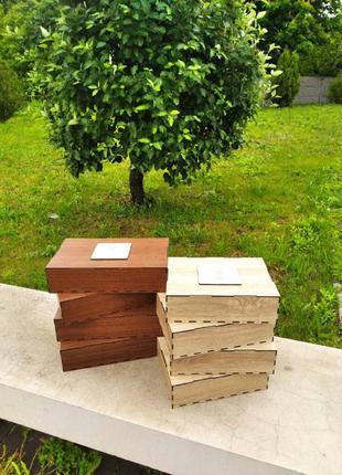 Коробка подарочная,деревянные коробки,упаковк