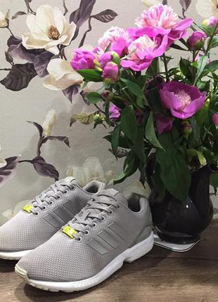 Кроссовки adidas zx flux. летние, легкие, адидас. кросівки жін...