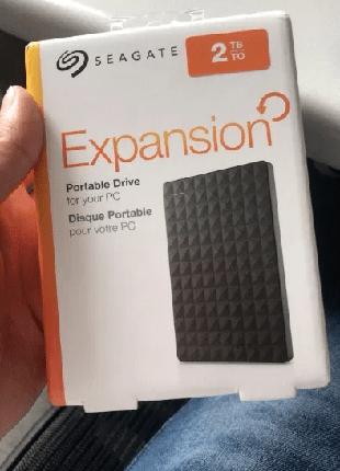 Жесткий диск Seagate Expansion 2TB STEA2000400 2.5 USB 3.0