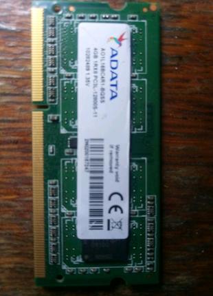 Память для ноутбука ddr3 4 gb